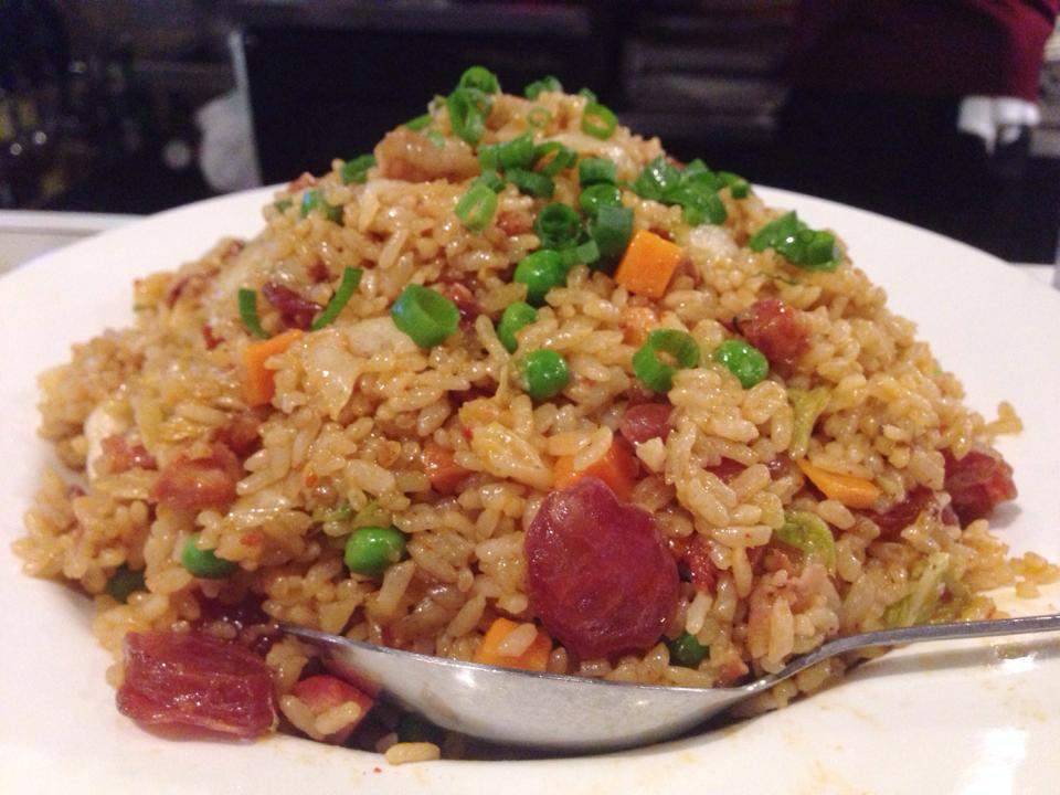 side street fried rice