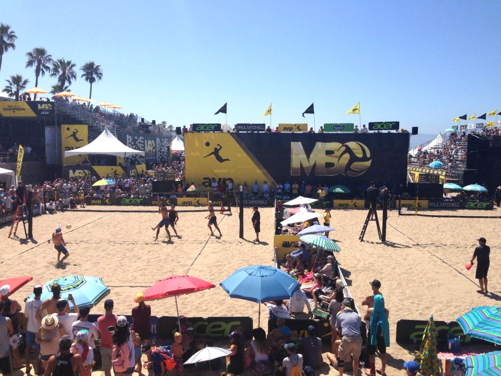 manhattan beach volleyball 2