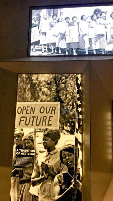 NMAAHC activism